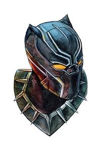 Black Panther Minimalism