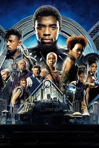 Black Panther Movie 2018 8k