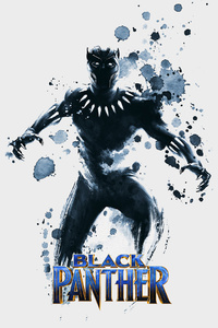 Black Panther Movie International Poster