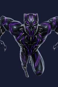 Black Panther Vibranium Suit