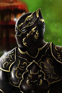 Black Panther Wakanda King Artwork