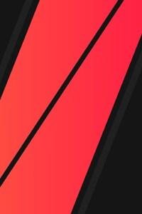 Black Red Minimalism