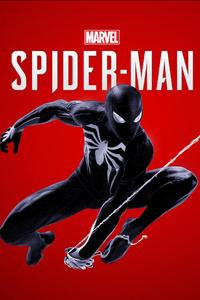 Black Spiderman Ps4 4k