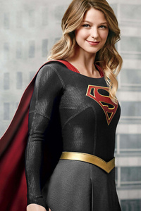 Black Supergirl