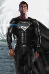 Black Superman Suit 2020