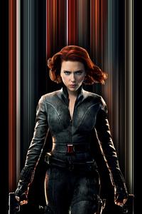 640x960 Black Widow 2020 5k Movie