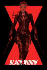 1080x2280 Black Widow 2020 Movie 4k