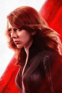 240x320 Black Widow 2020 Movie Coming