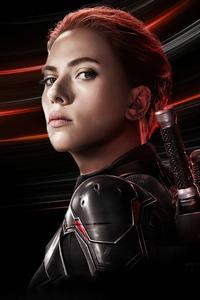 720x1280 Black Widow 2021 Movie