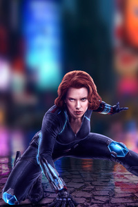 Black Widow 4k
