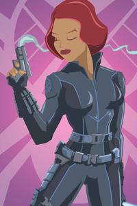 Black Widow Agents Of Shield