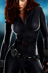Black Widow Arts 4k