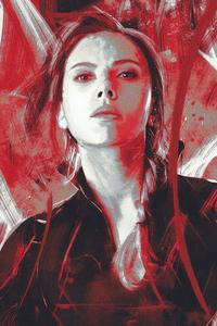 Black Widow Avengers EndGame 2019