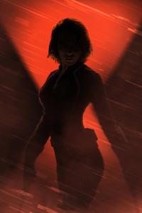 Black Widow Dark Life 4k