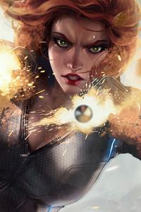 Black Widow Firing