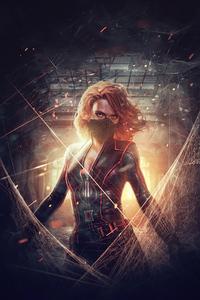 Black Widow Is Back