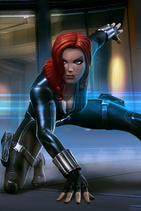 Black Widow Marvel Contest Of Champions