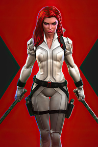 Black Widow Marvel Contest Of Champions 4k