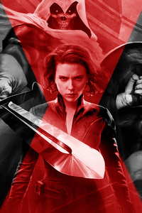 Black Widow Movie 2020 4k