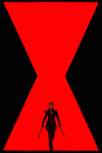 1440x2960 Black Widow Movie 2020