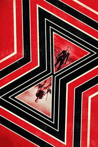 540x960 Black Widow Movie Poster 5k