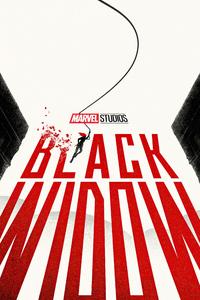 1080x1920 Black Widow Movie Poster Art 4k