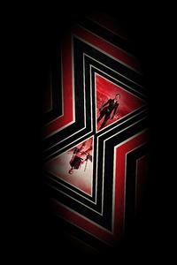 540x960 Black Widow Movie Poster Dark 5k