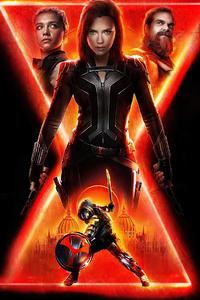 1080x1920 Black Widow New 2020