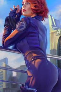 Black Widow New 4k