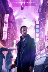 540x960 Blade Runner 2049 4k