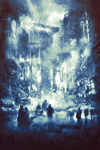 720x1280 Blade Runner 2049 Art