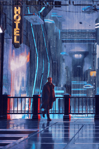 480x854 Blade Runner 2049 Arts