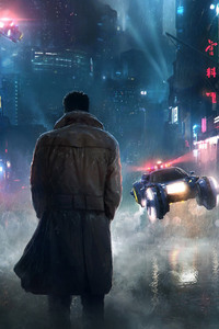 Blade Runner 2049 Artwork