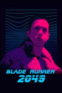 1242x2688 Blade Runner 2049 Digital Art 8k