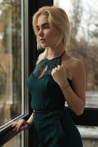 Blonde Girl 4k