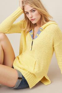 Blonde Hair Girl Model