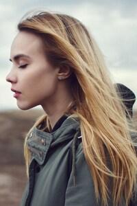 Blonde Outdoor Peace