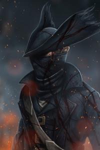 2160x3840 Bloodborne