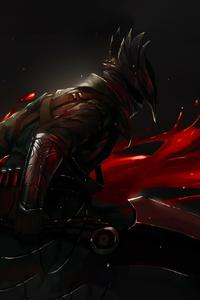 2160x3840 Bloodborne Knight Sword 4k