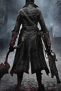 1440x2560 Bloodborne PS4 Game