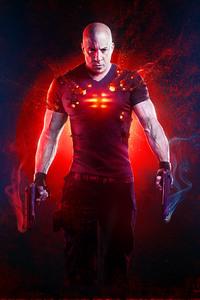 720x1280 Bloodshot 2020 Poster 8k