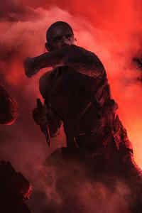 Bloodshot Movie Artwork