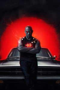 240x400 Bloodshot X Fast And Furious 9 Movie 4k 2020