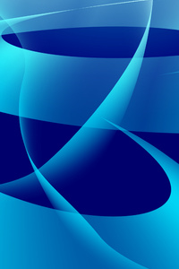 1440x2560 Blue Abstract 4k Background