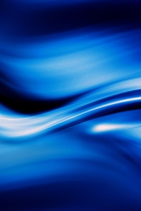 Blue Abstract 5k