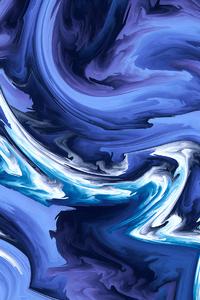 1440x2960 Blue Agate 4k