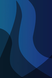 720x1280 Blue Colors Lines Abstract 5k