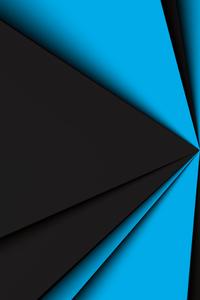 Blue Dark Formation 8k