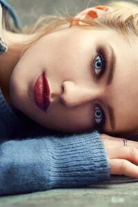 Blue Eyes Girl