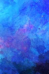 240x320 Blue Faded Colors Abstract 4k